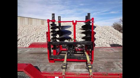 auger rack products youtube