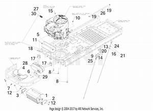 Troy Bilt 17ancacz066 Mustang Xp 50 Fab  2017  Parts