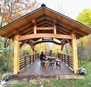 Timber Gazebo : How To Create Modern Shed Plans Shed