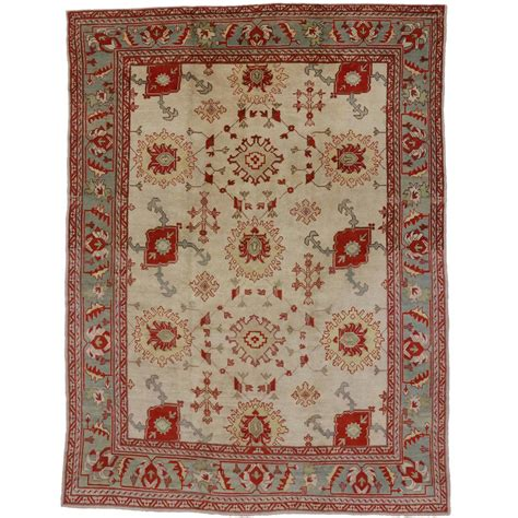 vintage looking rugs antique turkish oushak rug with modern style for at
