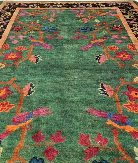 Chinese Art Deco Rug At 1stdibs