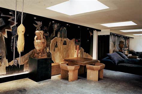 rick owens paris residence