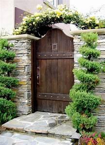 Gartentüren Aus Holz : gartent ren holz swalif ~ Michelbontemps.com Haus und Dekorationen