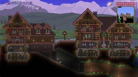 Build Blueprints by Img Terarria Terraria Gaming And