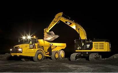 Caterpillar Equipment Machines Excavator Cat Wallpapers 349e