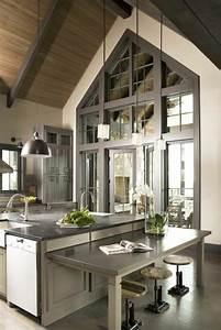 les plus belles cuisines qui vont vous inspirer With plus belle cuisine moderne