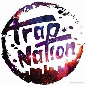"""Trap Nation Galaxy"" Stickers by SumoBosono Redbubble"