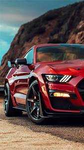 2020 Ford Mustang Shelby GT500 4K Wallpapers HD