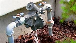 How To Fix A Leaking Backflow Preventer