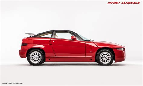 Used 1991 Alfa Romeo Sz Base For Sale In Surrey Pistonheads