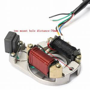50cc 70cc 90cc 110cc Cdi Wire Harness Assembly Wiring Kit Atv Electric Start Quad Sale