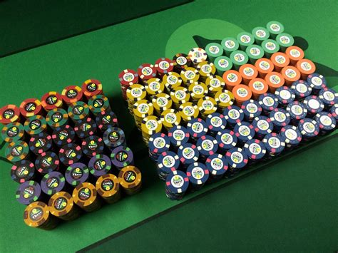 Three Putt Poker Addon (1 Of 2)  Poker Chip Forum