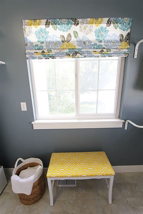 Diy Roman Shades From Blinds (video) Withheart