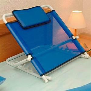 adjustable bed back rest With adjustable back support for bed