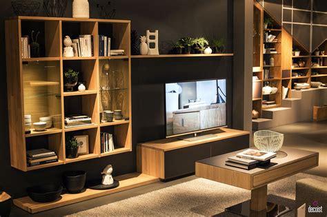 floating wooden cabinets  shelves  offer modular