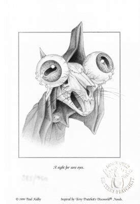 A Sight For Sore Eyes ~ Discworld.com