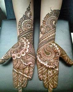 Latest Dulhan Mehndi Design for Full Hands Feet Legs ...