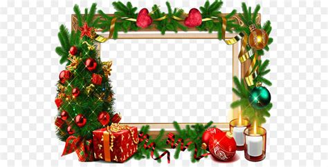 christmas card picture frame christmas frame png