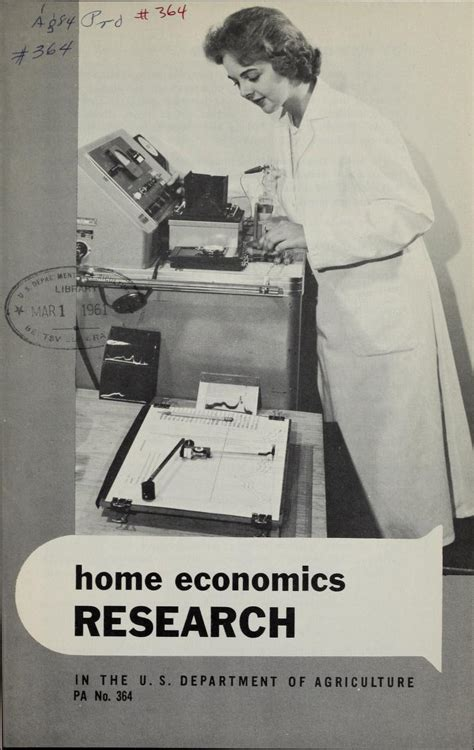 bureau of economics apron strings and kitchen sinks home economics research