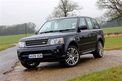 Review Land Rover Range Rover Sport by Range Rover Sport Review Parkers