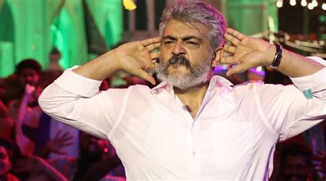 Ajith Is Back To Set The Screens On Fire