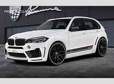 Lumma Design BMW F15 X5 Coming to Russia in Two Weeks