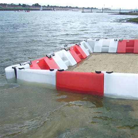 floodstop modular flood barrier system mm high