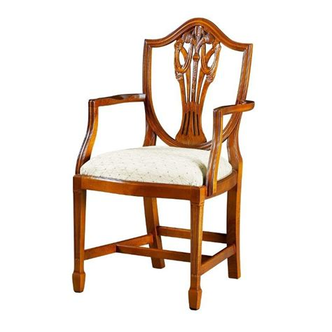 prince of wales reproduction carver dining chair dining