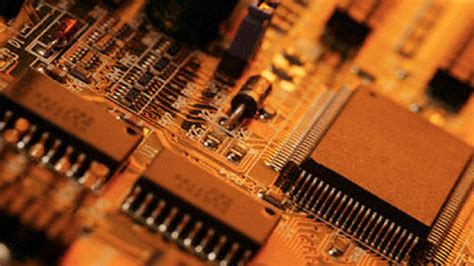 semiconductor industry  electronics  high tech