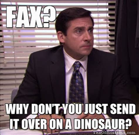 Fax Meme - 20 signs your phone is taking over your life