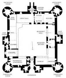 chateau floor plans mellanium bodiam castle is there a business model in archaeological simulations