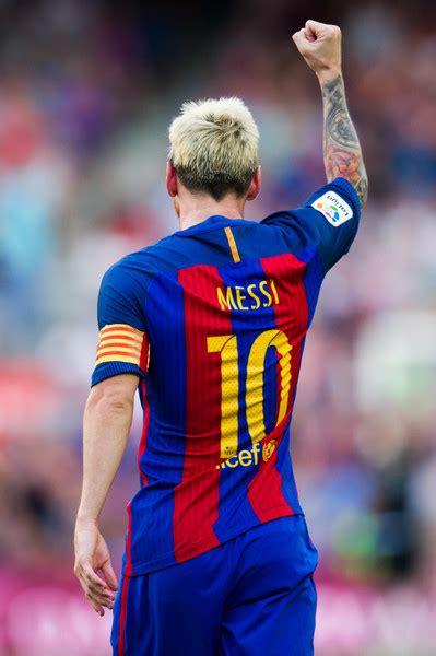Lionel Messi - Lionel Messi Photos - FC Barcelona v Real ...