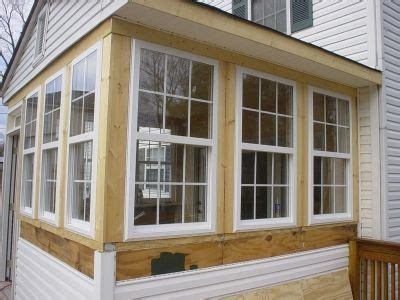 convert screen porch to sunroom how to convert a porch into a sunroom ideas for family
