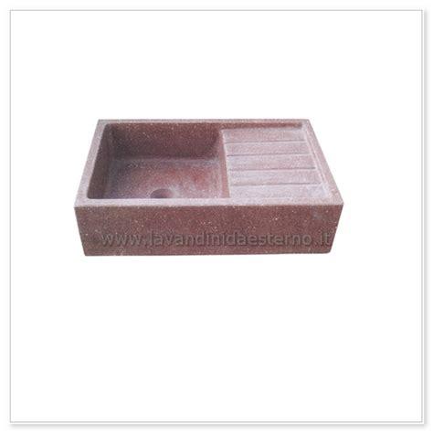 lavelli in graniglia per cucina lavelli per esterno acquaio in graniglia colorata 61014141