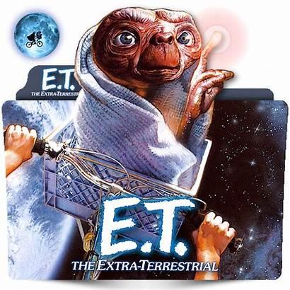 Folder Movie Icon Extra Terrestrial Zenoasis Deviantart
