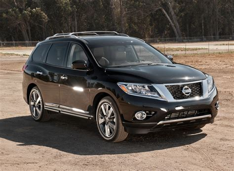 Nissan 2019 : 2019 Nissan Pathfinder Redesign And Review