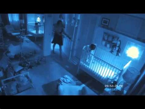 Paranormal Activity 2  Viral Clip 7 (brand New) Youtube