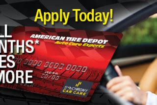 Maybe you would like to learn more about one of these? The American Tire Depot Credit Card details, sign-up bonus, rewards, payment information, reviews