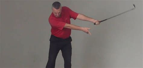 Golf Swing Drill 504g. Downswing: Fully Release the Right ...