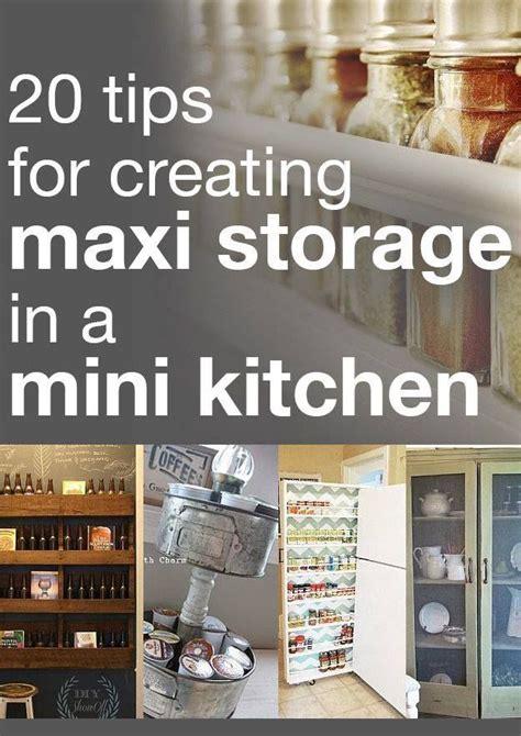 kitchen cabinets organization 20 small kitchen storage ideas idea box by freckled 3144