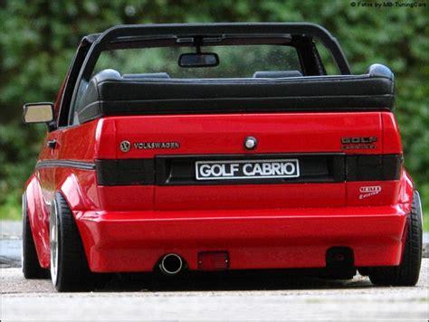 golf 1 cabrio sportline 1 18 tuning vw golf 1 cabrio sportline bodykit pls echtalu felgen rar ovp ebay