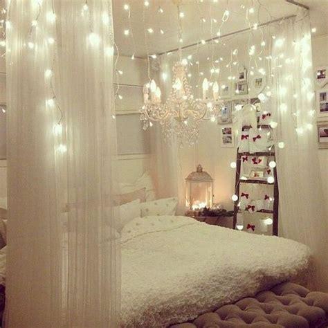 fantastic led string lights decor girls bedroom