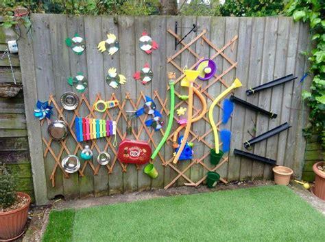 water wall sensory garden asd kid stuff