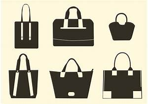 Tote Bag Vector - Leather Travel Bags