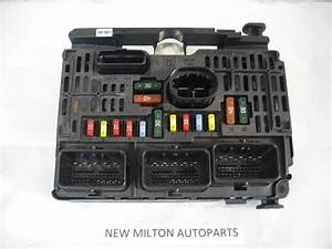 00 Chrysler Grand Voyager Fuse Box