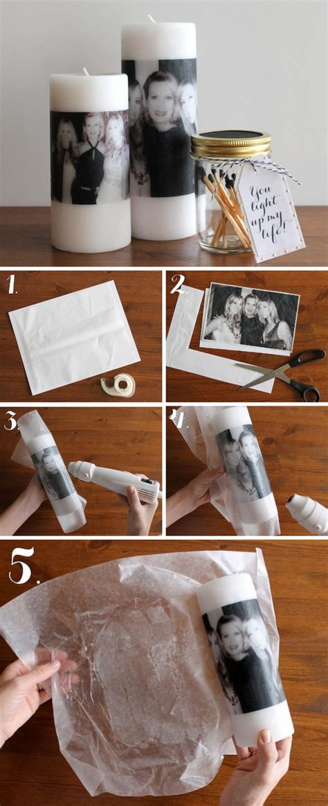 heartfelt diy gifts  mom noted list