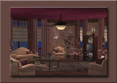 Living Homey Ceiling Fan Sims Mod Cabinet