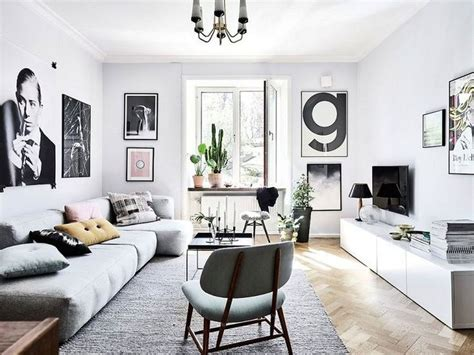 Minimalist Living Room Decoration Tips