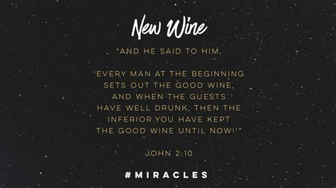 New Wine (official Lyric Video)