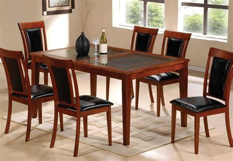 dining table chairs  glass top